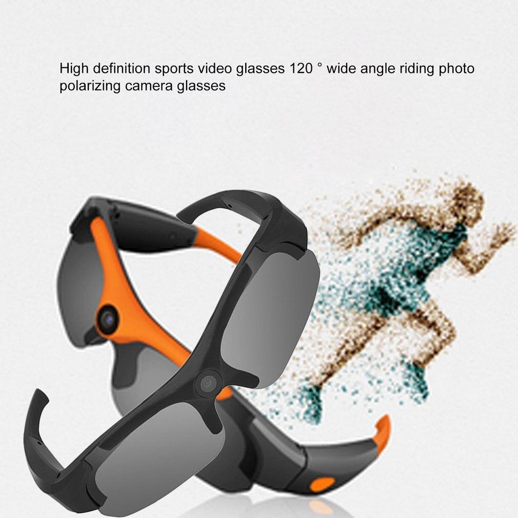 Солнцезащитные очки мини камера DV широкоугольная камера 120 градусов HD 1080P для спорта на открытом воздухе видео мини камера секретные очки Cam