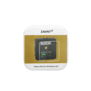 Image 2 - فيلم واقي لميكروفون Rode Wireless Go ، زجاج مقوى ، 2 قطعة