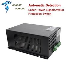 Dragon Diamond 100 Вт Co2 лазерный источник питания для Co2 Лазерная гравировальная и режущая машина MYJG лазерные источники питания серия