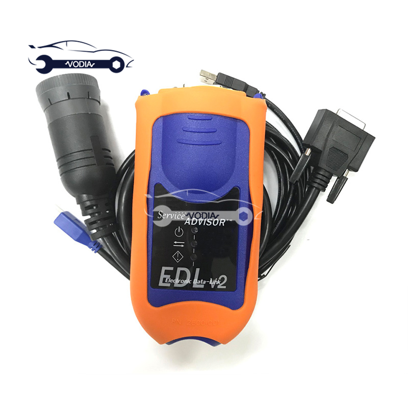 Service Advisor Edl V2 With John D Diagnostic Kit Electronic Data Link Tool EDL