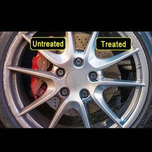 Image 3 - 車のリムハブ洗濯と清掃車リムケアクリーナーホイールコーティング車オートバイブレーキとチェーンクリーナー自転車リムクリーニング
