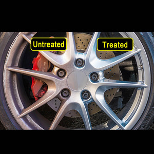 Image 3 - Car Rim Hub Washing and Cleaning Car Rims Care Cleaner Wheel Coating Car Motorcycle Brake and Chain Cleaner Bicycle Rim Cleaning