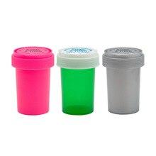 HORNET, 20 Dram, контейнер для бутылочек с пуш-апом и поворотом, акриловый пластиковый контейнер, контейнер для таблеток, чехол для бутылок, коробка для табака, контейнер для трав