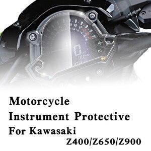 For Kawasaki Z400 Z650 Z900 Z 400/650/900 Motorcycle Speedometer Scratch Cluster Screen Protection Film Protector