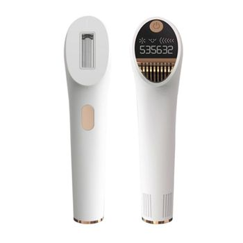 Portable Hair Removal Device Extreme Speed Flash IPL Ice Point Hair Remover Women Men Home Shaving Machine