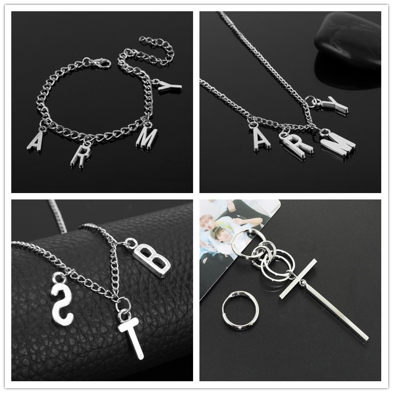 Fashion Korean Long Men Boys Stud Earring For Women Men Kpop Earings 4 Style Kpop Jewelry Gift