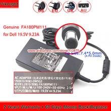 Оригинальное зарядное устройство 195 v 923a fa180pm111 180w
