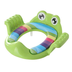 Potty-Seat Chamber Toilet Travel 2-In1 Pots Frog Environmentally-Stool Infant Baby Portable