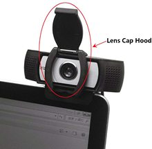 Lens Cap Hood for Logitech HD Pro Webcam C920 C922 C930e Privacy Shutter Protective Lens Cover Accessories