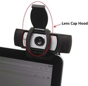Image 1 - Lens Cap Hood for Logitech HD Pro Webcam C920 C922 C930e Privacy Shutter Protective Lens Cover Accessories