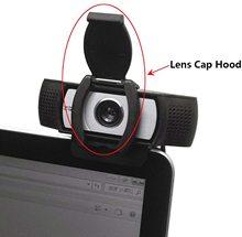 Lens Cap Hood per Logitech HD Pro Webcam C920 C922 C930e Otturatore Lente di Protezione Accessori di Copertura