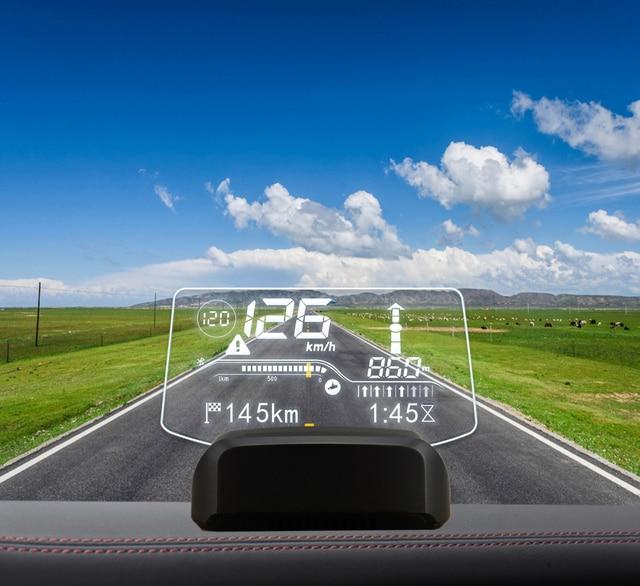 AUTOOL X500 di navigazione Multi Funzionale Smart Car HUD