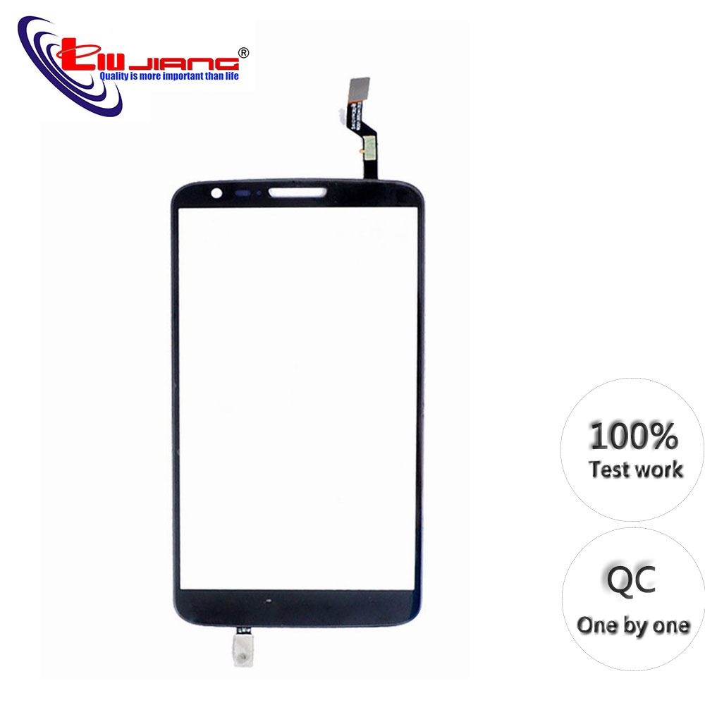 "New 5.2"" For LG G2 D802 D805 and G2 D800 D801 D803 Touch Screen Digitizer Sensor Outer Glass Lens Panel"