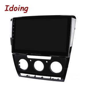 """Image 5 - Idoing 10.2""""Android For SkodaOctavia 2 A5 2008 2013 Car Radio Multimedia Video Player Navigation GPS Accessories Sedan No dvd"""