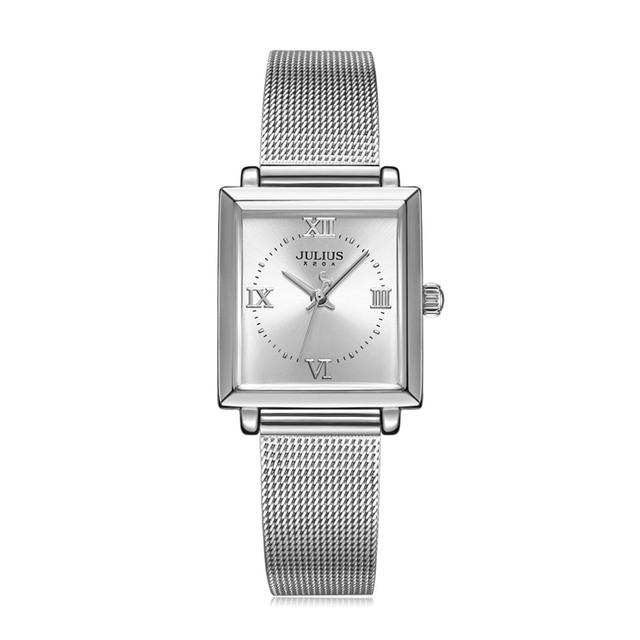 Rectangular Shaped Elegant Women's Watch