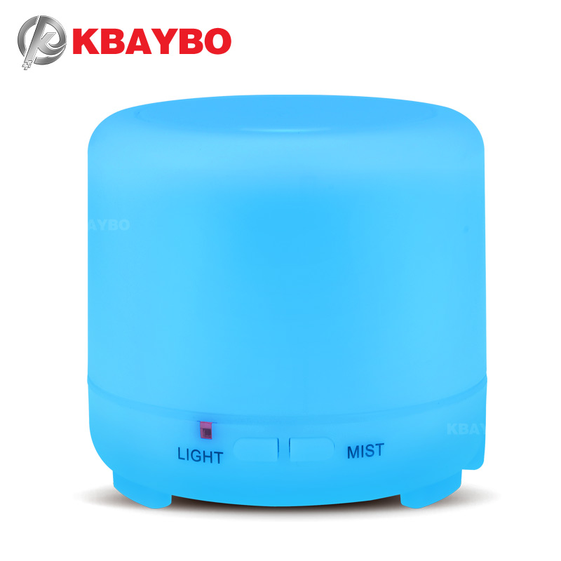 USB Mini Ultrasonic Air Humidifier Electric Aroma Essential Oil Diffuser 200ml Cool Mist Maker Fogger For Office Home Kbaybo