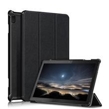Case for lenovo tab M10 Plus Tablet for M10 TB X606F TB X605F TB X605L TB X505F Cover Case+gift