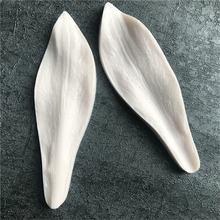 Формы для торта имитируют текстуру лепестка цветов лилии стемпы