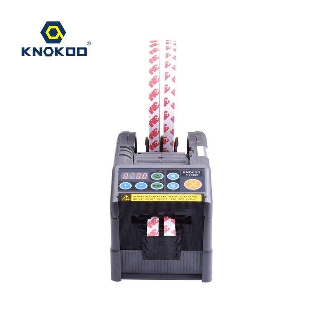 KNOKOO ATD 60GR אוטומטי קלטת Dispenser ZCUT 9 אלקטרוני קלטת Dispenser עם 6 חיתוך אורך מראש פונקציה