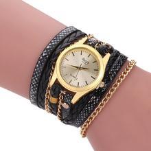 Женские часы-браслет, винтажные, Змеиный узор, циферблат, аналоговые, кварцевые, наручные часы, подарок, часы женские, relogio feminino, дропшиппинг 03