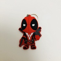 Deadpool Keychains 2nd Collection (6 Designs) 2