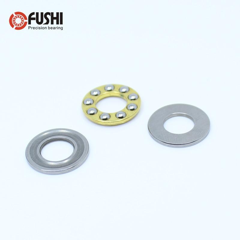 F3-8  Thrust Bearing Flat Washers Miniature 3x8x3.5