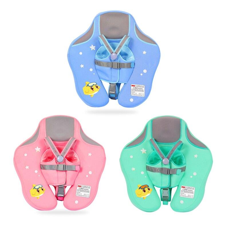 Baby Cartoon Swim Neck Float Swimming Ring Floating Children Waist Inflatable Floats Swim Trainer Swimming Pool