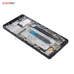 "Image 5 - For Sony Xperia L3 I3312 I4312 I4332 I3322 LCD Display Touch Screen Digitizer Assembly 5.7"" Replacement Parts For Sony L3 lcd"