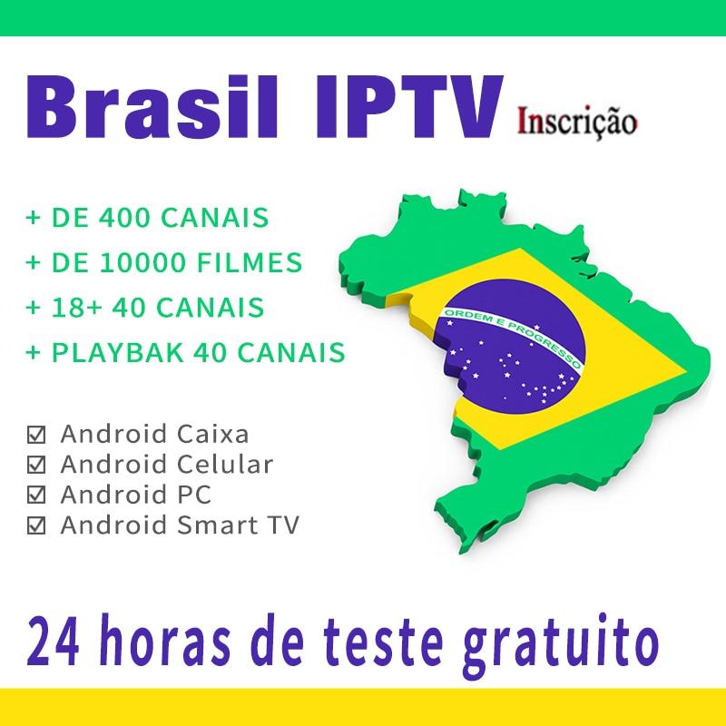 UTV Brasil IPTV APK Service For Brazilian Portuguese IPTV