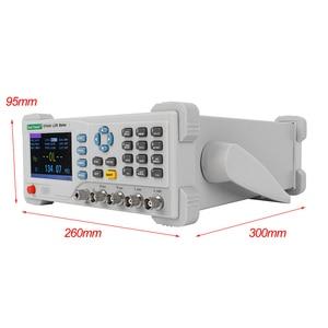 Image 2 - ET4501 ET4502 ET4510 L RC Benchtop הדיגיטלי השולחני גשר LCR Tester מד קיבול התנגדות עכבת השראות למדוד