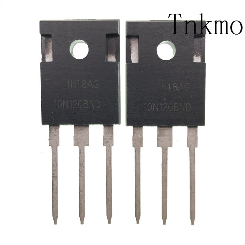 10PCS TO-247 HGTG10N120BND TO247 <font><b>10N120BND</b></font> Field effect transistor New and original image