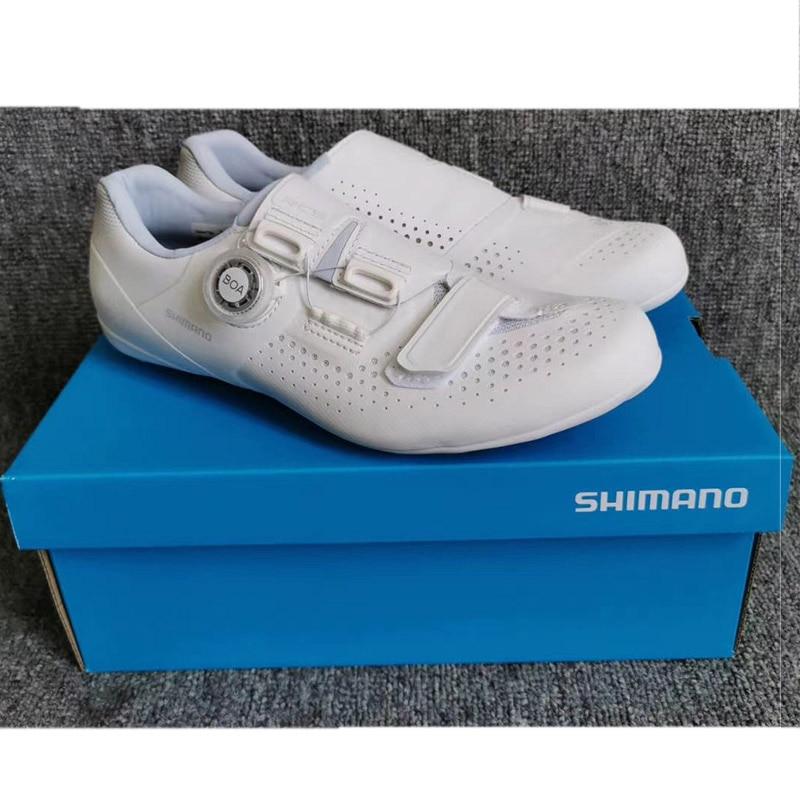 Running Shoes rc500 sh-rc500sw White 2020 Shimano Shoes Bike