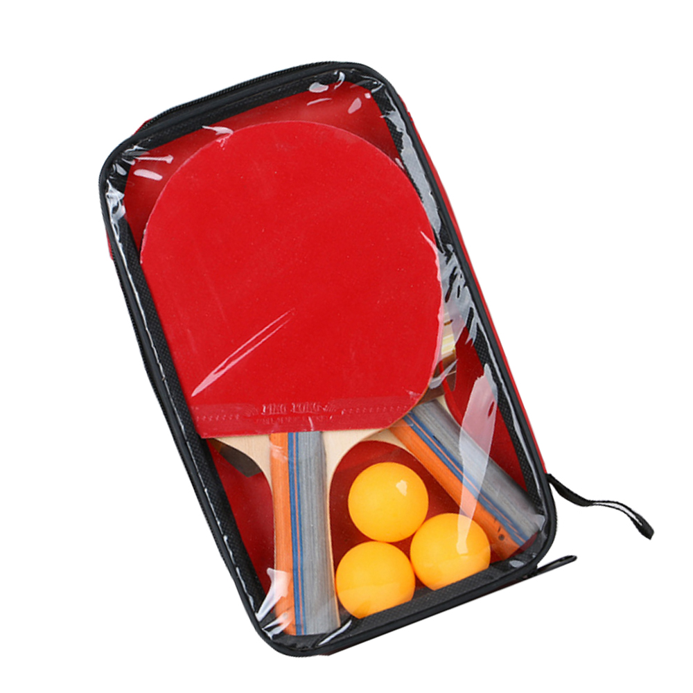 Table Tennis Blade Bat Professional Wooden Training Ping Pong New durable