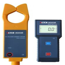 Victor 9000B High and low voltage AC current tester creepage test AC current VC9000B digital clamp meter victor 6056e vc6056e digital clamp meter jaw open 55mm portable design can be one handed operation