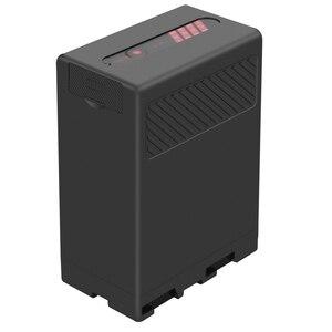 Image 2 - 2pcs BP U65 BP U60 BP U90 Batteria USB + D tap Per Sony PMW EX1 PMW EX1R PMW EX3 PMW f3 PMW F3K PMW F3L PXW FS5 FS7 EX280 BP U30