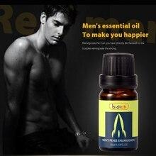 Men's Massage Oil Penis Enhancement Essential Oil E