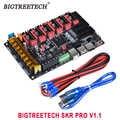 BIGTREETECH SKR PRO V1.1 Control Board WIFI 32 Bit Marlin Motherboard With TMC2208 UART A4988 TMC2130 Drive VS MKS GEN L board
