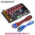 Bigtreetech Skr Pro V1.1 Scheda di Controllo Wifi 32 Bit Marlin Scheda Madre con TMC2208 Uart A4988 TMC2130 Drive Vs Mks Gen L Bordo