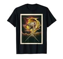 Les anciens des jours grande-bretagne Art visionnaire William Blake T-Shirt