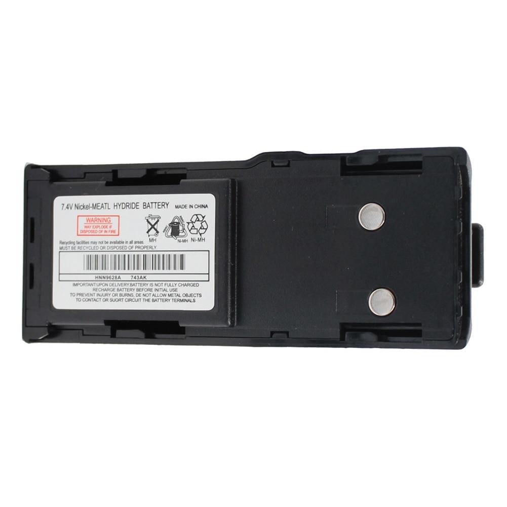 HNN9628 1200mAh Ni-CD Battery PMNN4028 For MOTOROLA GTX Radius GP88 GP300 GP600 GTX800 GTX900 PTX600 MTX638 LCS2000 LTS2000