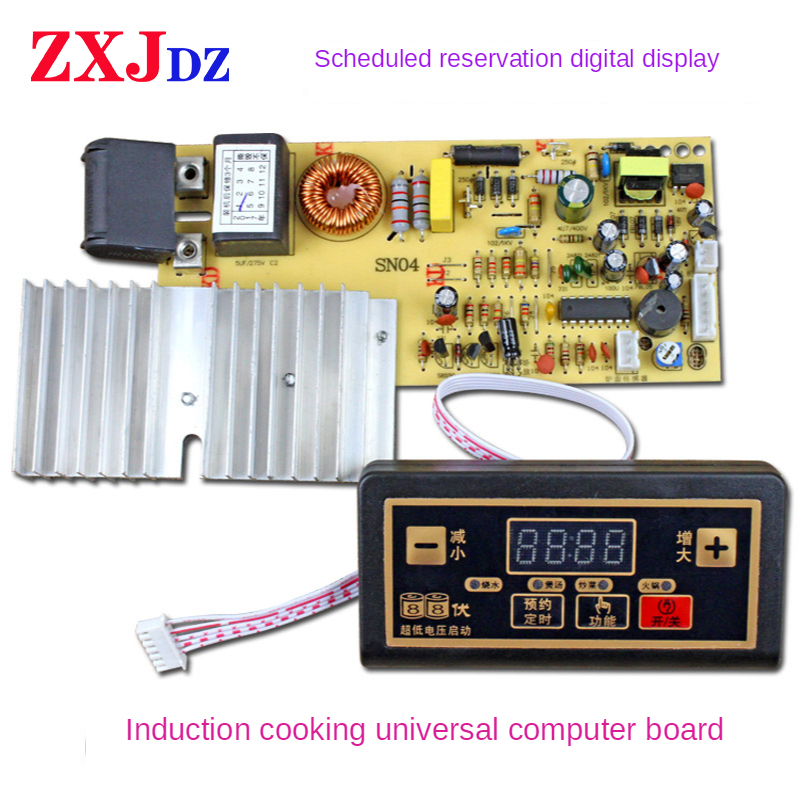Repair-Parts Circuit-Board Induction Cooker Universal-Buttons