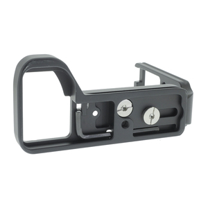 Image 4 - PEIPRO עבור SONY A7R4 A7RIV שחרור מהיר צלחת extensionable L צלחת סוגר מחזיק שקופיות Baseplate