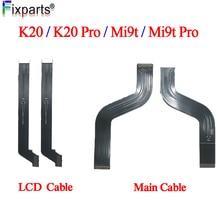 Flex-Cable-Connector Lcd-Display Xiaomi Redmi for K20/k20 PRO FPC Main-Board Mi9t