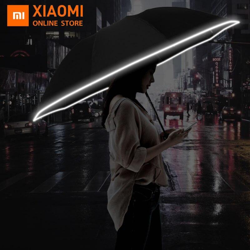 Мужской автоматический зонт Xiaomi Zuodu, автоматический складной зонт с защитой от солнечного дождя|Аксессуры для техники по уходу за собой|   | АлиЭкспресс
