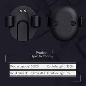 Image 5 - NILLKIN xiaomi mi bant 4 şarj aleti kablosu mi bant 4 sökme ücretsiz şarj USB kablosu için xiaomi mi bant 4 küresel hızlı şarj
