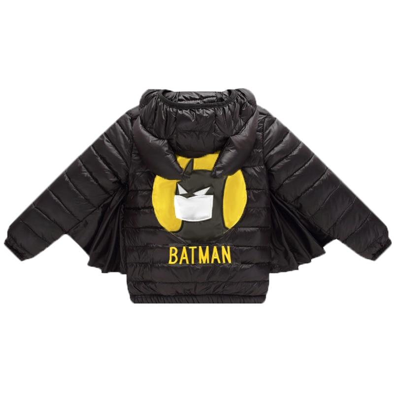 Baby Boys Girls Jacket Autumn Winter Warm Down Coat Jacket Hoodies Outerwear Christmas Children Kids Clothes Halloween Clothing 2