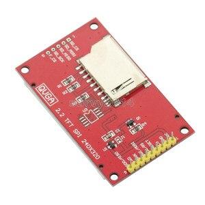 Image 4 - Smart Electronics 2.2 Inch 240*320 Dots SPI TFT LCD Serial Port Module Display ILI9341 5V / 3.3V 2.2 240x320 for Arduino Diy