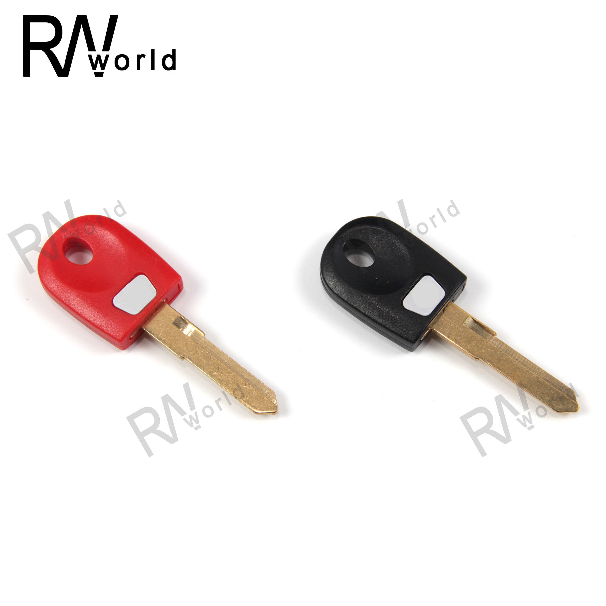 Motorcycle Uncut Blade Blank Key Embryo For Ducati 999 999R 999S 1098 1000 DS Motorcycle Replacement Accessories