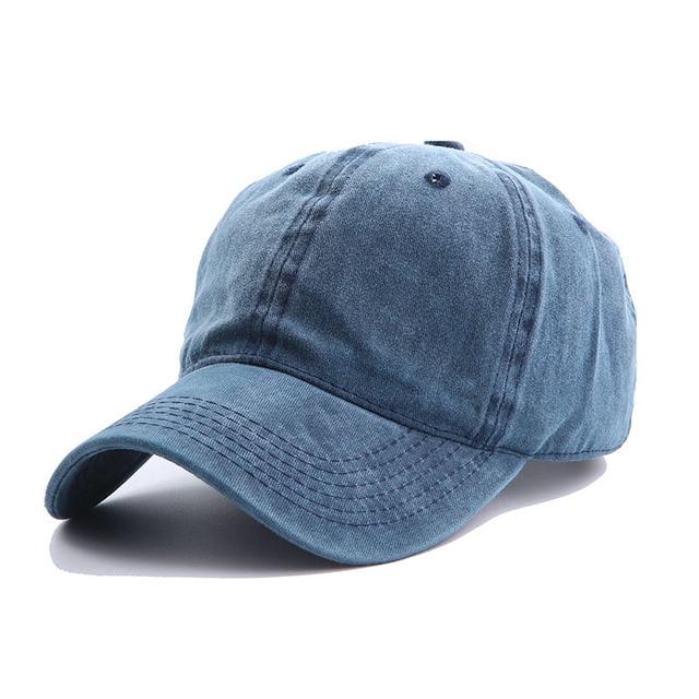 Solid Spring Summer Cap  2