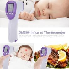 цена на ABS Thermometer Forehead Thermometer Infrared Thermometer Temperature Measurement Tool Measuring Tools Health Contactless